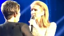 Celine Dion Was Humped By A Female Fan At Las Vegas