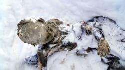 59 años enterrados en el Pico de Orizaba, la cima más alta de