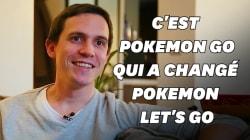 Le nouveau Pokémon Let's go vu par un joueur fan de Pokémon