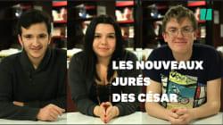 On a rencontré les jeunes jurés du César des