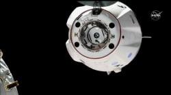 SpaceX tente de récupérer sa capsule Crew Dragon (et le mannequin