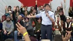Justin Trudeau a fini par perdre ses nerfs face à ces