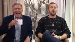 Cette interview de Harrison Ford et Ryan Gosling n'a aucun sens et c'est