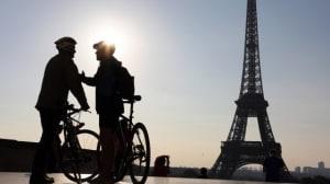 Ir en bici al trabajo tiene premio en Francia: 25 céntimos por kilómetro