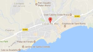 Tres jóvenes detenidos por una agresión sexual en Lloret de