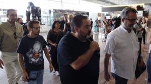 Los trabajadores de Eulen en El Prat volverán a la huelga el viernes 8 de