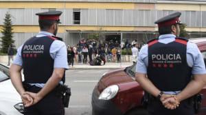 La Policía halla documentos sobre el 1-O en los papeles que los Mossos iban a