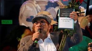 Rodrigo Londoño, 'Timochenko', es elegido presidente del partido político de las