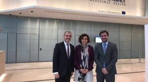 Tregua entre Gobierno y Generalitat en Bruselas para acoger la Agencia Europea del