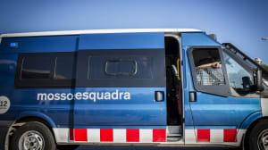 Un mosso d'esquadra se suicida mientras custodiaba a un preso en el hospital de