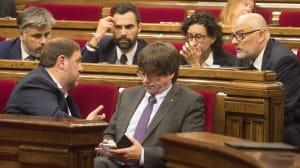Continúa el pulso: El Parlament prevé aprobar la ley de transitoriedad y el Gobierno recurrirá ante el