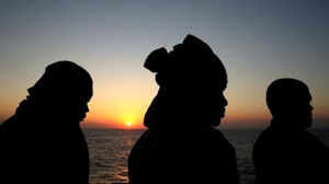 Los puertos italianos esperan la llegada de más de 4.000 migrantes en un solo