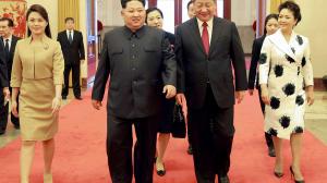 Kim Jong-un se compromete a la desnuclearización de Corea del