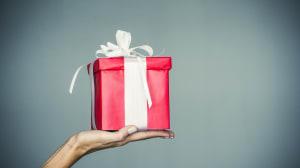 La ilusión... de pensar en el regalo para una persona
