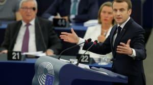 Macron se rebela frente a la parálisis europea (pero necesita