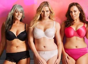 21befb4bb6b Target Australia Is Showing Off V-Day Lingerie The Right Way