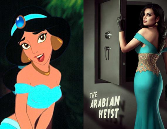 Disney princesses get dark, heroic twist