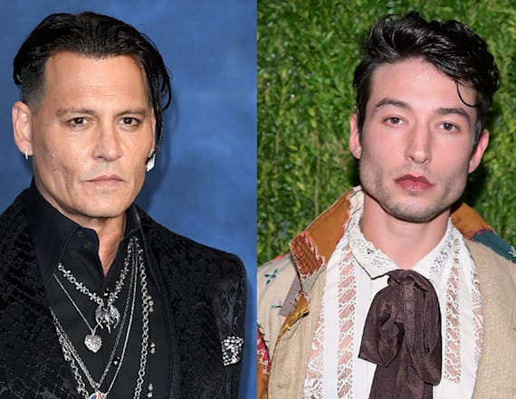 'Fantastic Beasts' actor weighs in on Depp casting