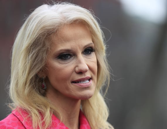 Kellyanne Conway: 'Shut up and pray' after tragedy