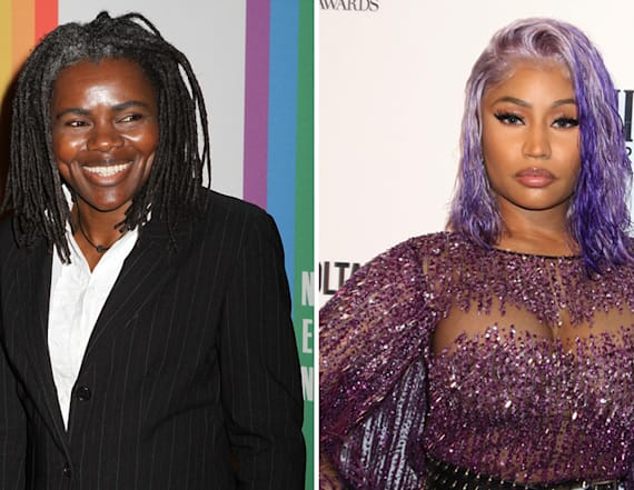 Tracy Chapman sues Nicki Minaj