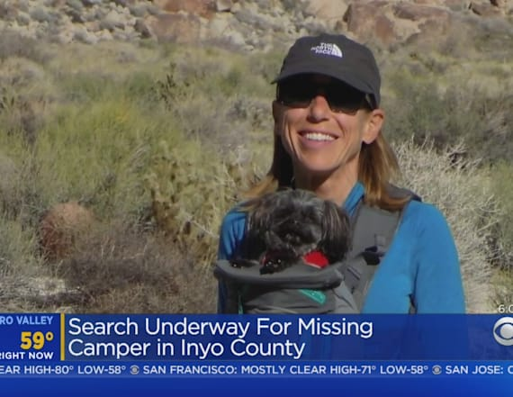 Search for missing camper enters its fourth day