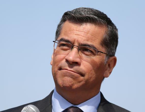 California AG: States will sue Trump administration