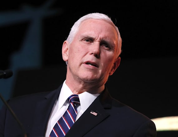 Pence compares Trump to MLK over wall negotiations