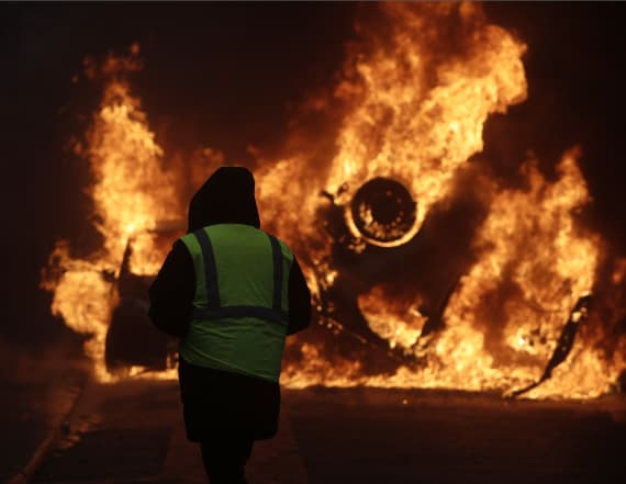 French fuel tax hike scrapped amid violent protests