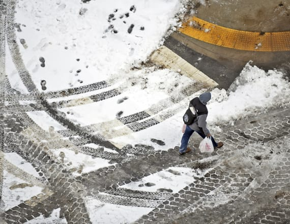 'Life-and-death' cold grips eastern, Midwestern U.S.