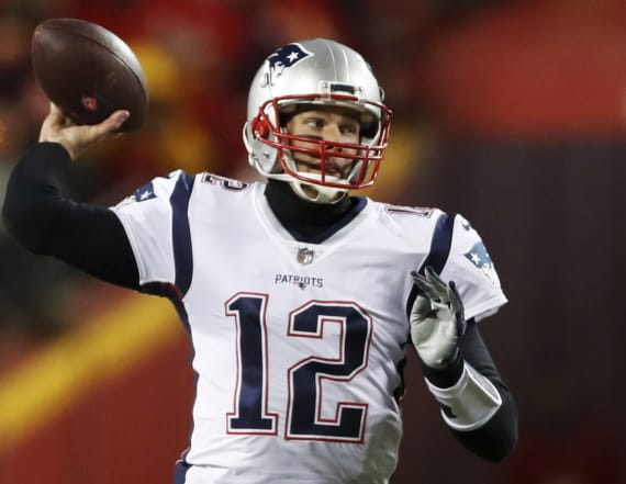 Brady does it again, puts Pats back in Super Bowl