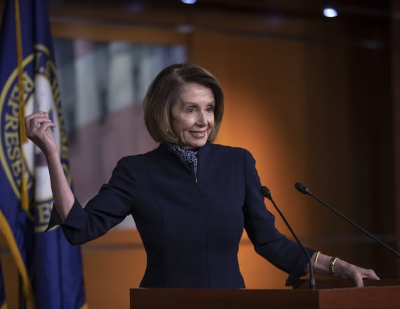 Pelosi may be the most powerful person in America