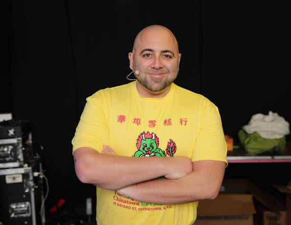 Duff Goldman shows off dramatic weight loss