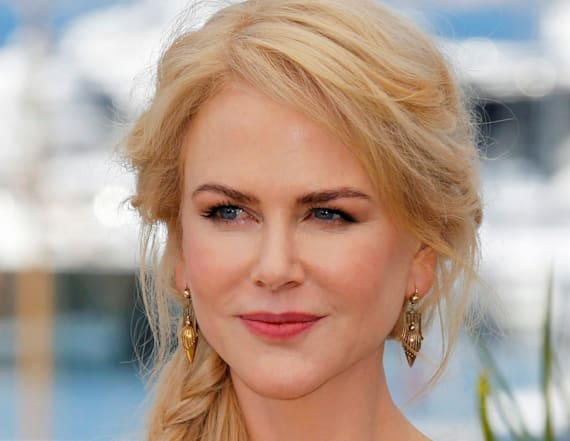 Nicole Kidman's best style moments in 2017