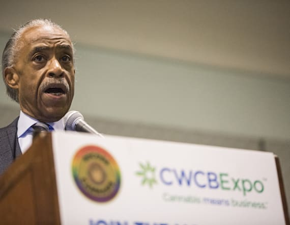 Sharpton rails against border detention of chlidren