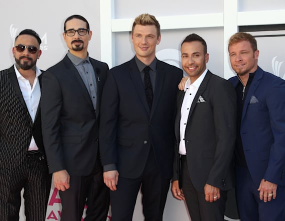 Backstreet Boys announce their 6th cruise