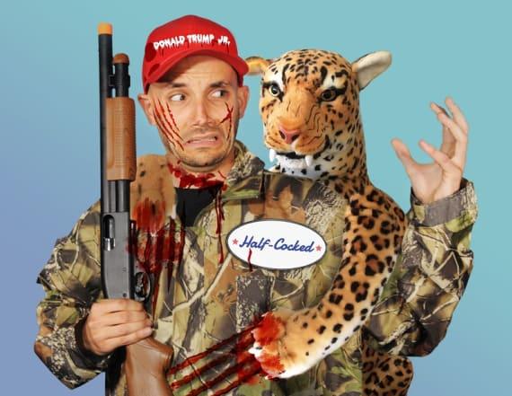 PETA releases costume depicting Trump Jr.