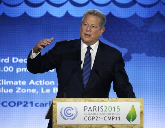 Al Gore's advice for President Trump: 'Resign'