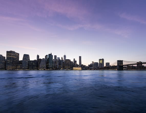 NYC courting Amazon with unusual gesture