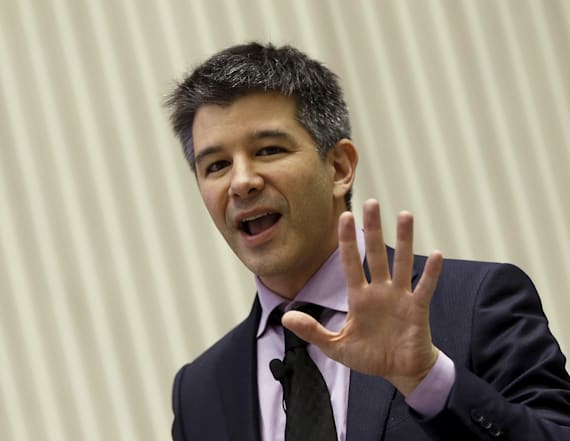 Court reveals ex-Uber CEO's juicy texts