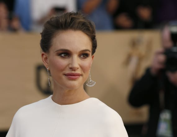 Natalie Portman is obsessed with 'Lady Bird'