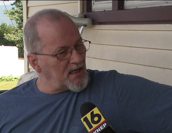 Man who damaged eye in solar eclipse warns others