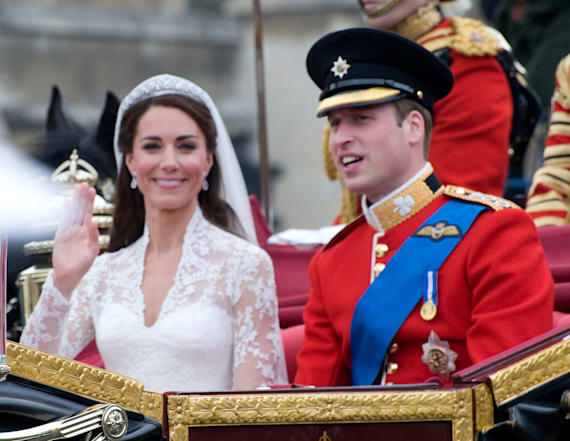 Prince William only slept 30 minutes before wedding
