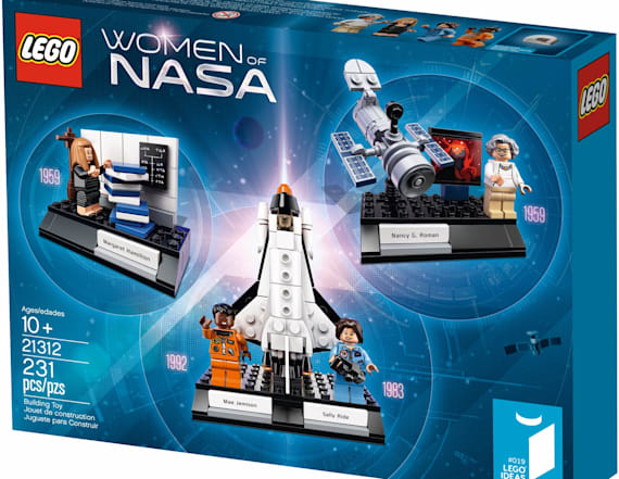 Lego is selling new 'Women of NASA' set