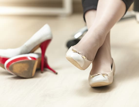 Philippines bans high heel requirement in workplace