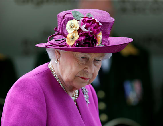 Queen Elizabeth hates eating this one food