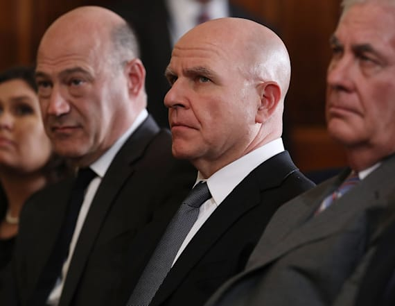 Report: Pentagon looks for new roles for McMaster