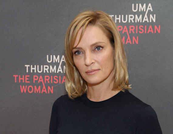 Uma Thurman slams Harvey Weinstein