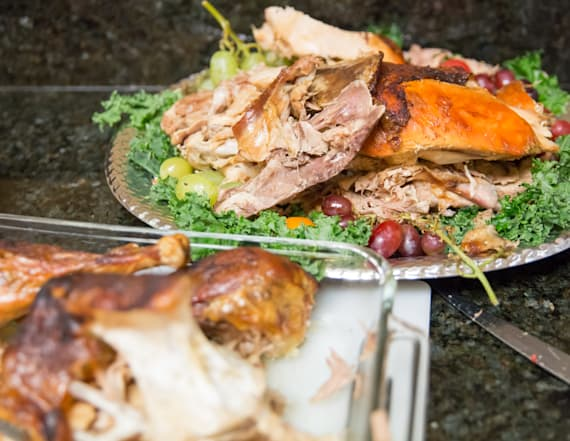 'Scraps' you shouldn't throw out after Thanksgiving