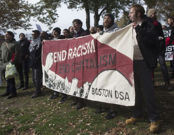 Boston anti-racists shut down far-right rally