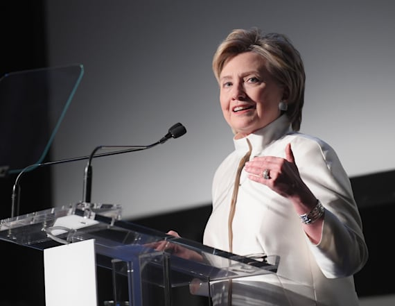 Hillary Clinton calls GOP 'death party'